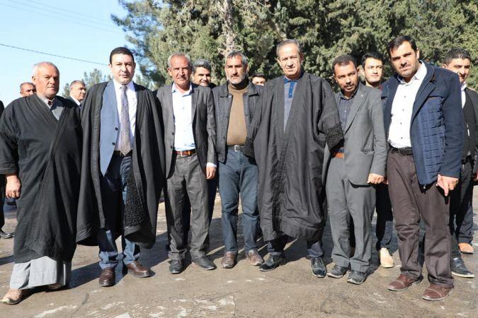 Başkan Özyavuz Harran'ın Umudu Olmaya Devam Ediyor