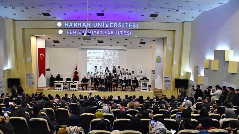 HRÜ'de Gençliğin Gözüyle Göç ve Mültecilik Çalıştayı
