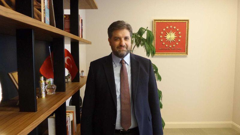 Urfalı büyükelçi Önen'den bağış kampanyasına destek