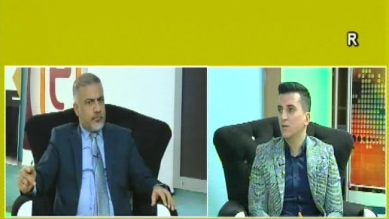 Urfa'da depreme canlı yayında yakalandılar!