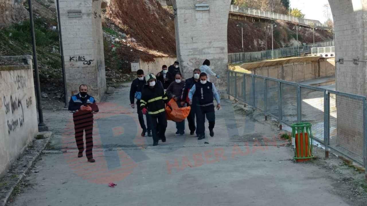 Kayıp şahıs Karakoyun deresinde ölü bulundu