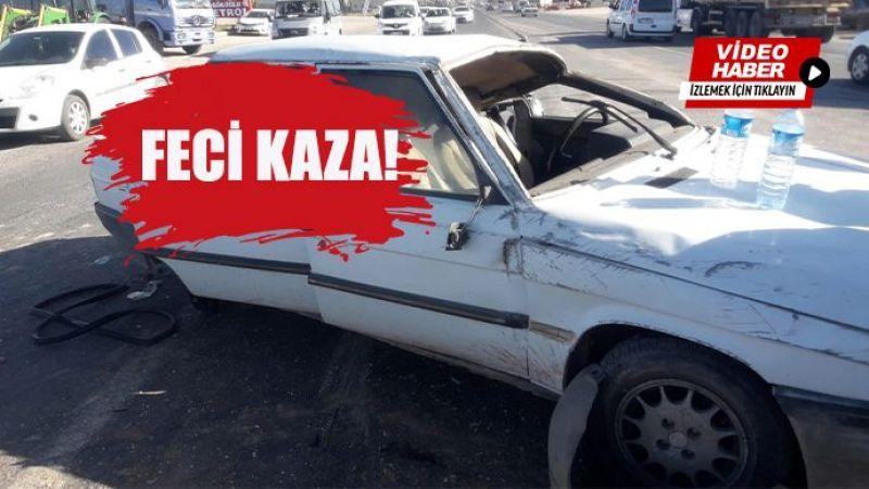Akçakale'de feci kaza! 6 kişi yaralandı