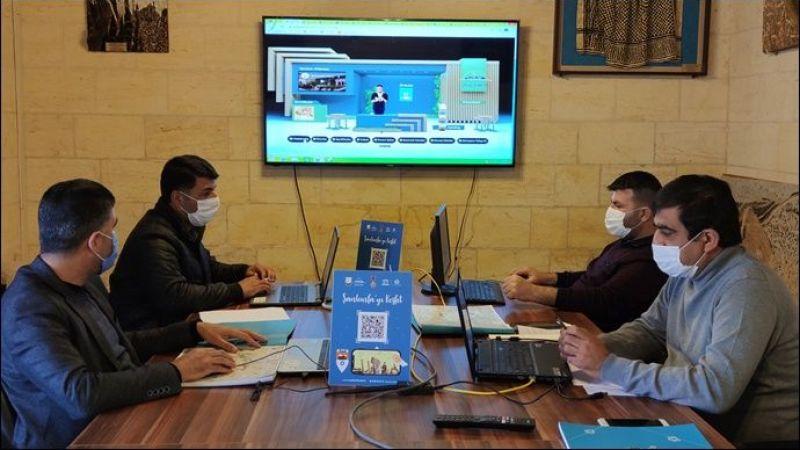 Büyükşehir Belediyesi Dijital Fuarda Yerini Aldı