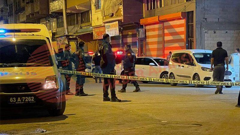 Eyyübiye'de iki aile arasında silahlı kavga!
