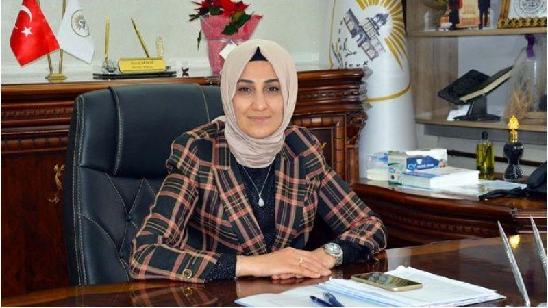 Başkan Ayşe Çakmak'tan Kadir Gecesi mesajı