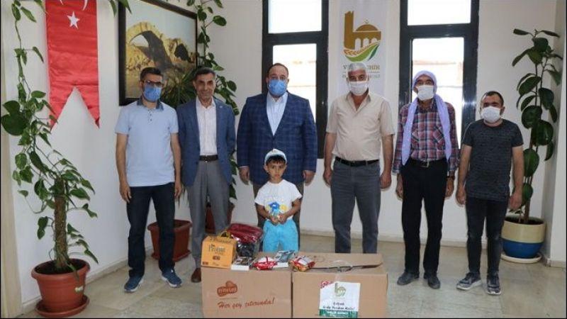 Viranşehir Belediyesinden çölyak hastalarına glütensiz gıda desteği