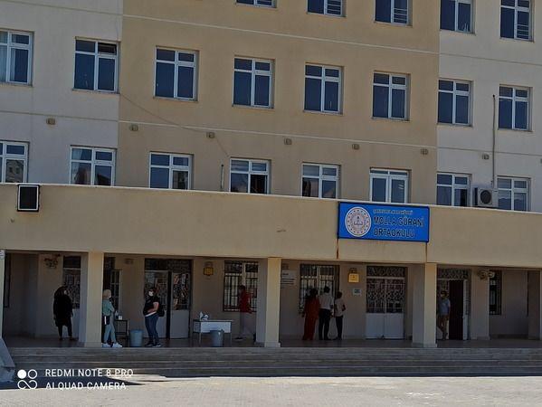 Urfa'da LGS Sınavı Başladı