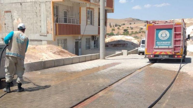 Vatandaş arıyor: Haliliye Belediyesi anında taleplere cevap veriyor