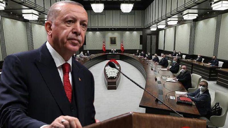 Maske ve pazar yasağı kaldırılacak mı? Kabine, Erdoğan başkanlığında toplanıyor