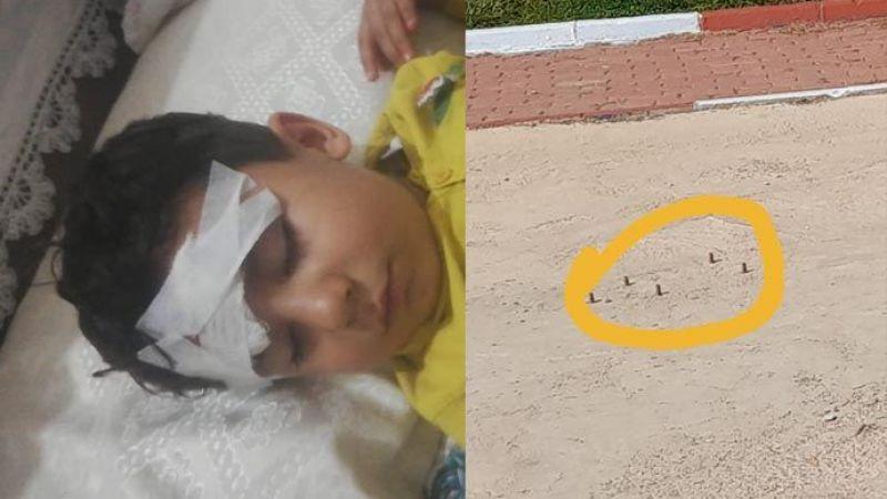 Eyyübiye'nin çocuk parkı hastanelik etti: Ailesi Savcılık'a suç duyurusunda bulunacak