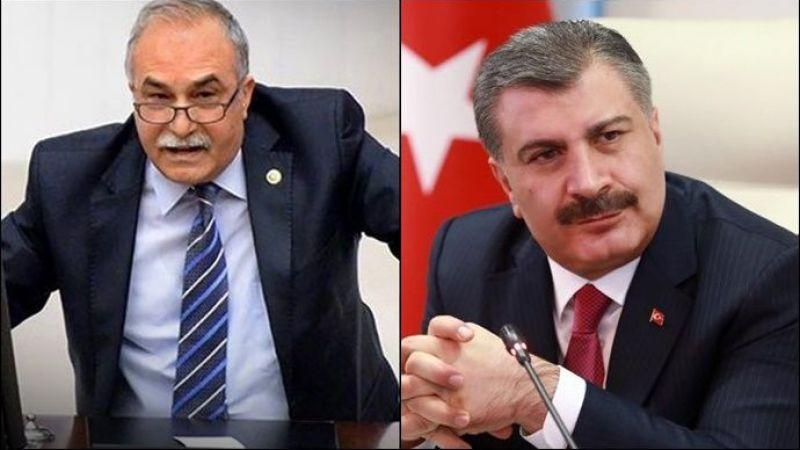 Fakıbaba resti çekti, Bakan Koca geri adım attı: Urfa İl Sağlık Müdürü değişiyor