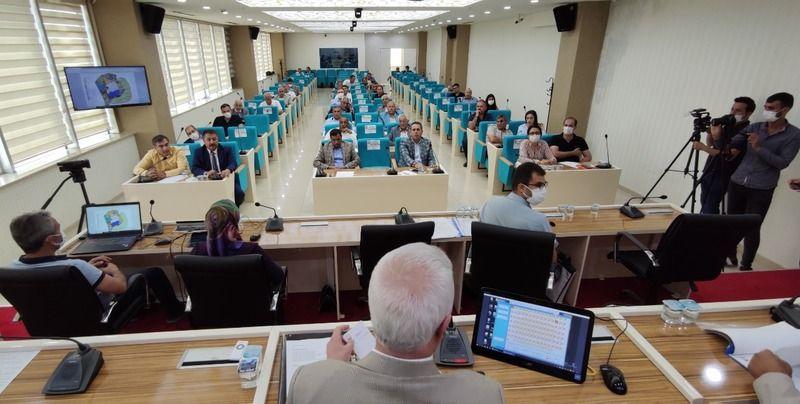 Harran'daki İmar Değişikliği Büyükşehir Meclisinde Kabul Edildi