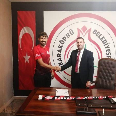 Urfa temsilcisi transfere başladı: Karaköprü Belediyespor'dan transfer