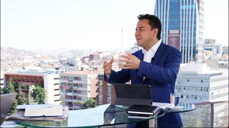 Ali Babacan'dan Erken Seçim Yorumu