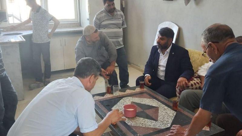 HÜDA PAR Eyyübiye İlçe Başkanı Gülebak: Eyyübiye'ye ikinci sınıf insan muamelesi yapmaktan vazgeçin