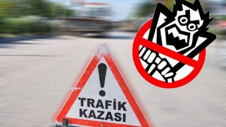 Şanlıurfa'da trafik kazası: 8 yaralandı.