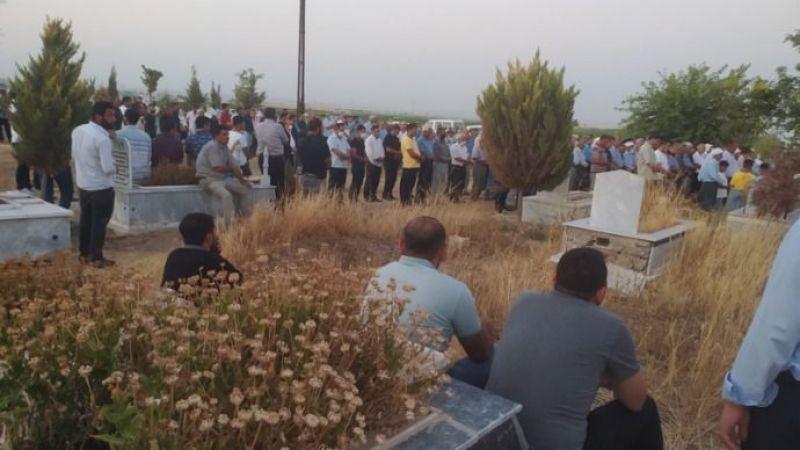Hayatını kaybeden Urfalı tarım işçisi Urfa'da defnedildi