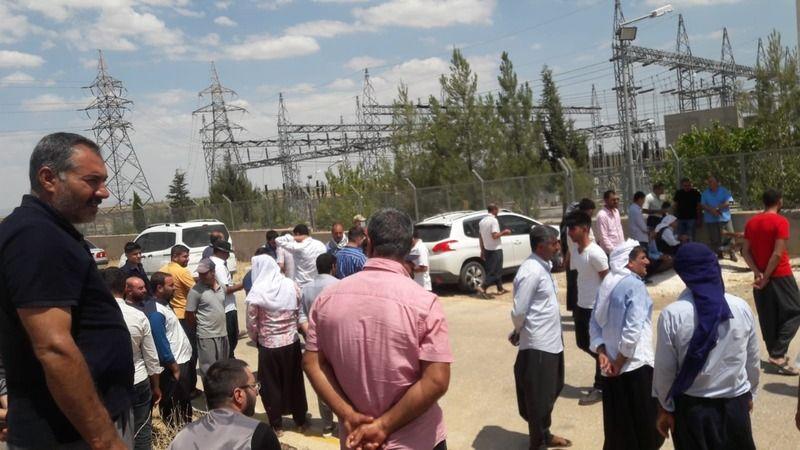 Yine DEDAŞ yine kesinti: Karakeçili çiftçiler elektriksiz kaldı!