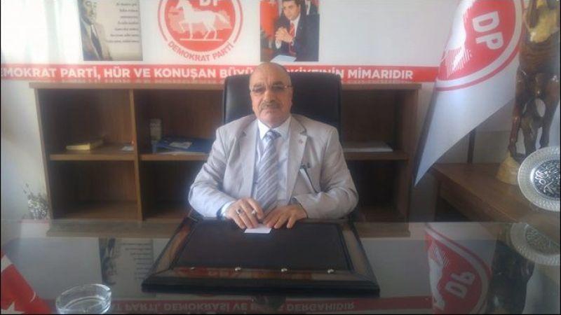 DP'li Polat'tan Konya'daki katliama ilişkin açıklama
