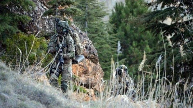 9 PKK'lı  etkisiz hale getirildi