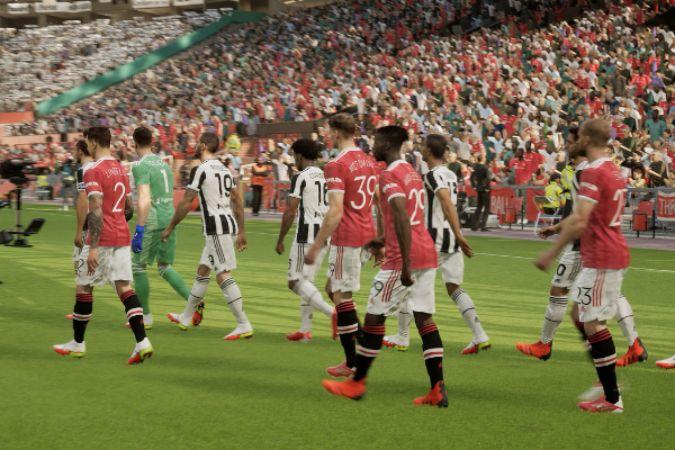 Konami Gamescom 2021'de efootball için yeni oynanış detayları duyurdu