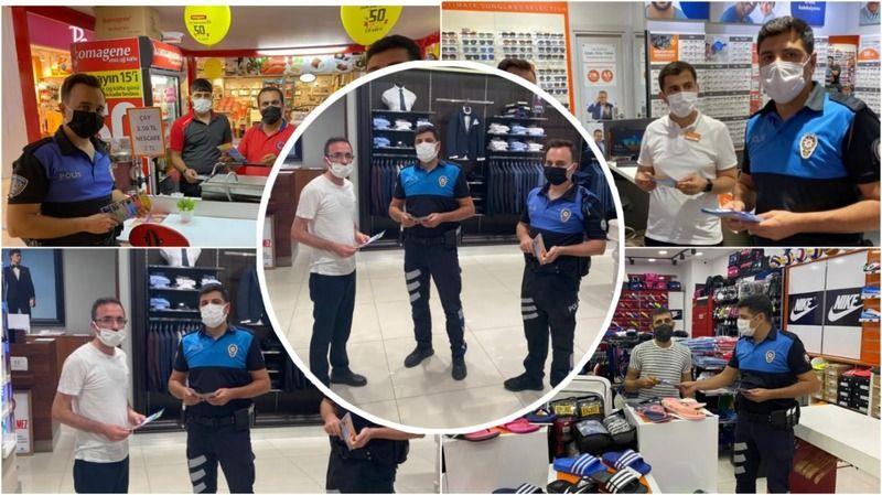 Şanlıurfa'da Polisten Broşürlü Dolandırıcılık Uyarısı