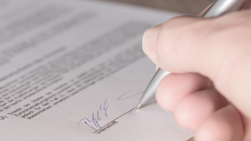 İzmir Demir Çelik, sözleşme imzaladı