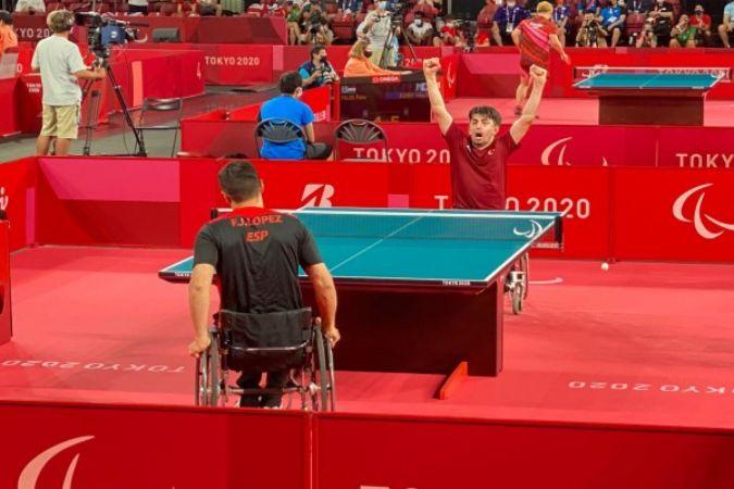 Abdullah Öztürk finalde