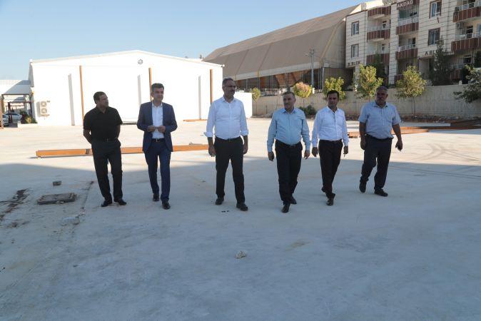 Eyyübiye Belediyesi İlçeye Yeni Semt Pazarları Kazandırıyor
