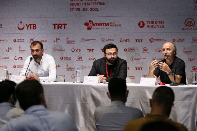 Diaspora Uluslararası Kısa Film Festivali'nin söyleşileri sona erdi