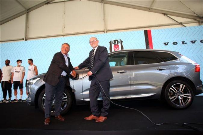 Beşiktaş JK ve Volvo Car Turkey sürdürülebilir bir gelecek için buluşuyor