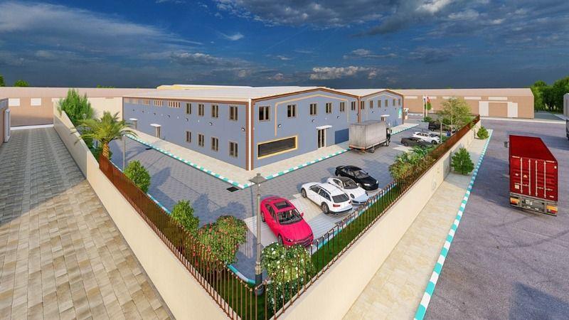 Eyyübiye Belediyesi Fabrika Kuruyor: İhaleye Çıktı