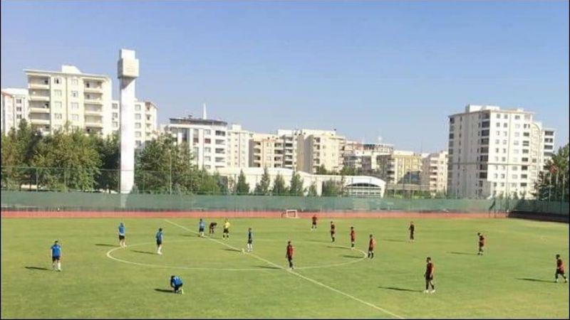 Karaköprü Son Hazırlık maçını da kaybetti: Nöbetçi hocalarla olmuyor !