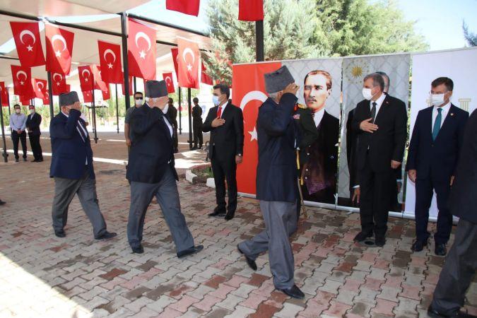 30 Ağustos Zafer Bayramı Şanlıurfa'da  Törenle Kutlandı