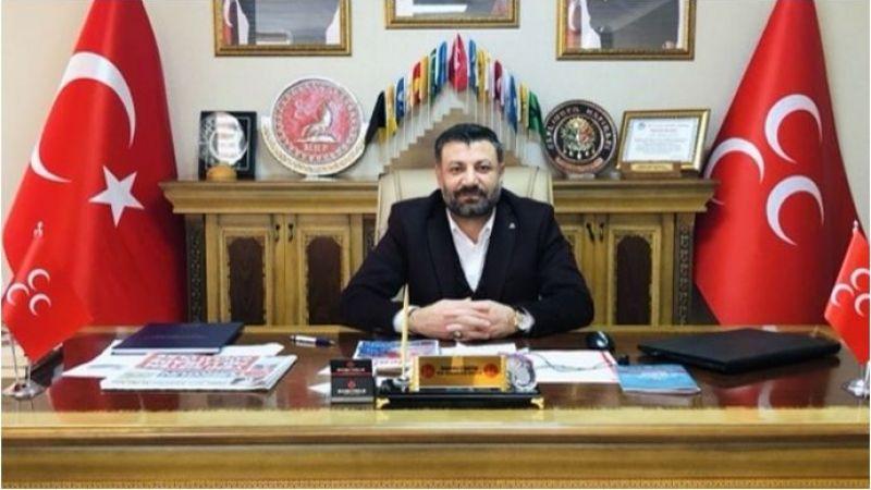 MHP'li Başkan Sayık'tan 30 Ağustos Zafer Bayramı Mesajı