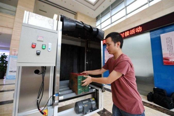 Çin'deki üniversiteler antipandemik 49 yeni teknoloji ve ürün geliştirdi