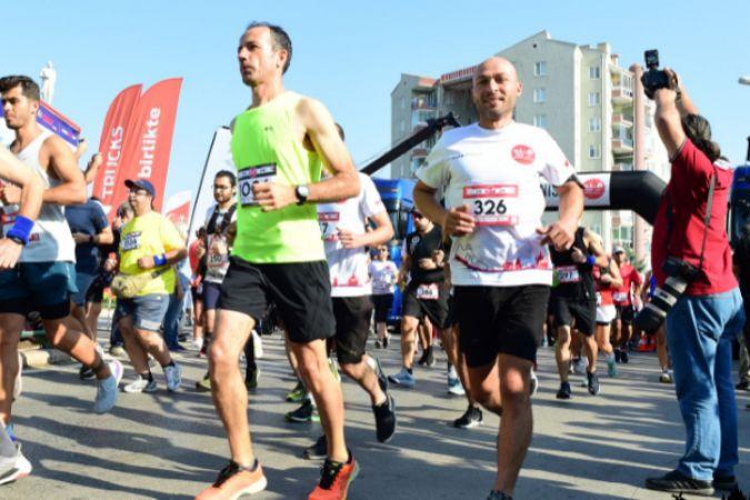 Eskişehir Yarı Maratonu İşbir Yatak sponsorluğunda başlıyor