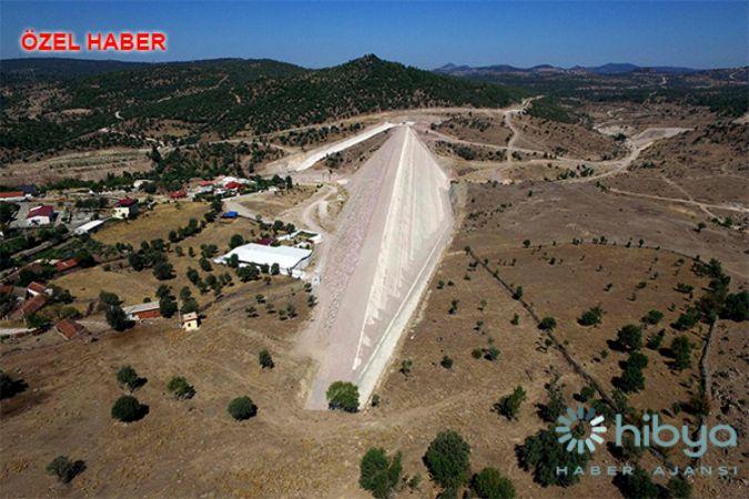 Sarma Barajı Manisa'ya can suyu katacak