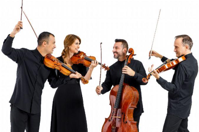 """""""Genco"""" belgeseli, """"Fazıl Say"""" ve """"Borusan Quartet"""" ENKA Açıkhava Tiyatrosu'nda"""
