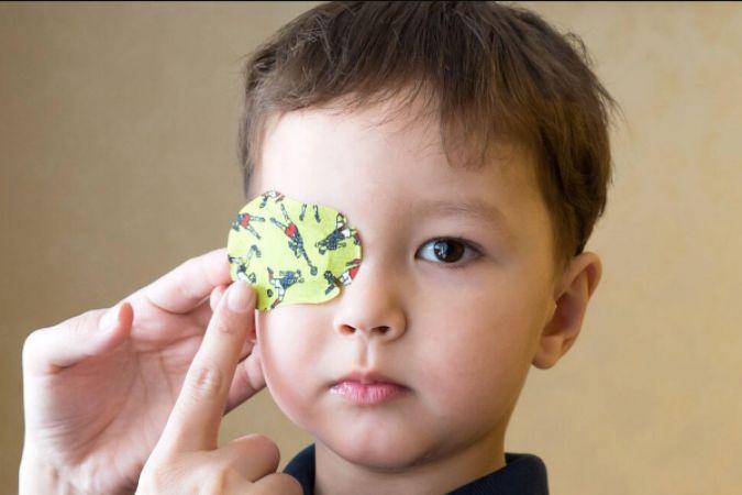 Ev kazaları çocukları kör bırakıyor, dikkat