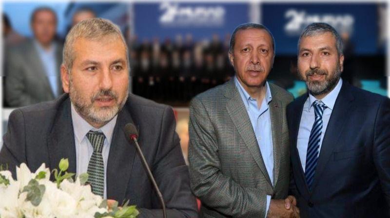 Urfalı İbrahim Özbek, MÜSİAD yönetimine girdi