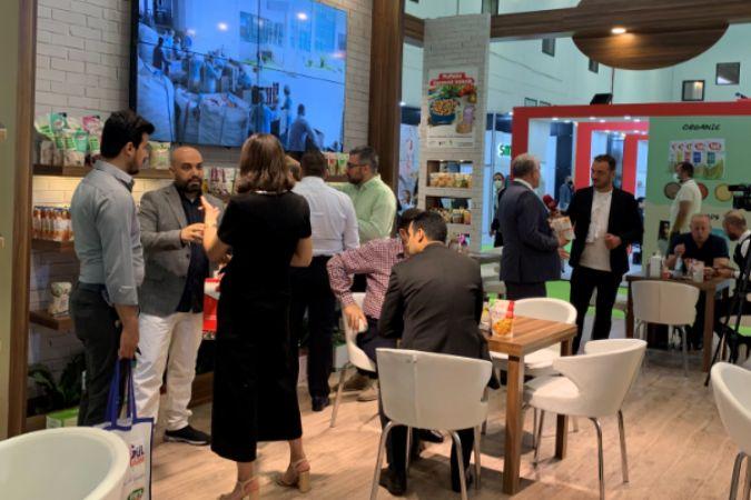 Yayla Worldfood İstanbul'da ürünlerini tanıttı
