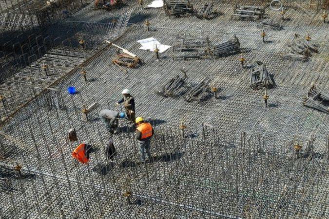 İnşaat malzemeleri üretimi  ağustos ayında en yüksek seviyeye çıktı