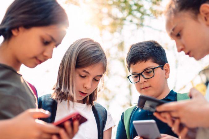Okular açıldı teknoloji alışverişi hareketlendi