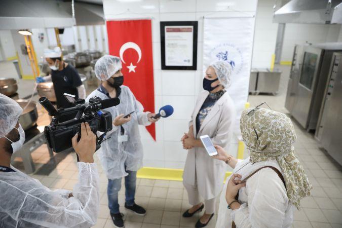 Dokuz Eylül Üniversitesi (DEÜ)'de Kazanlar Birlik ve Beraberlik İçin Kaynadı