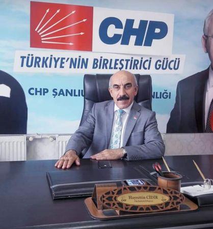 Urfa'nın Sağlık Sorunları CHP'nin Gündeminde