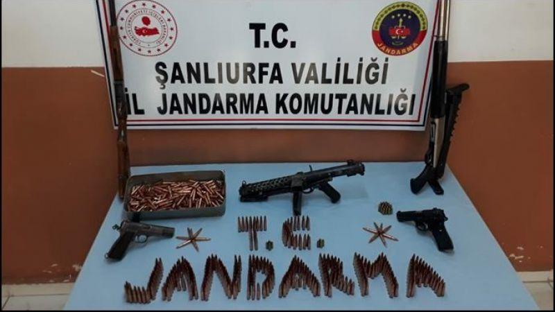 Halliye'de Silah Kaçakçılığı Operasyonu: 2 gözaltı