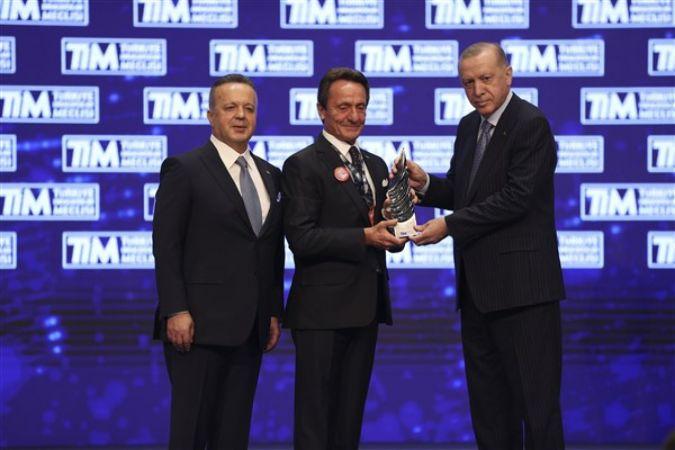 Vestel, 23'üncü kez aralıksız sektörünün ihracat şampiyonu