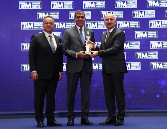 Cumhurbaşkanı Erdoğan, Altunkaya'yı kutladı