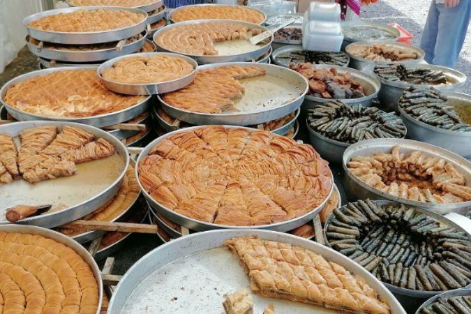 Gaziantep yemek şenliği Ataşehir'de başladı